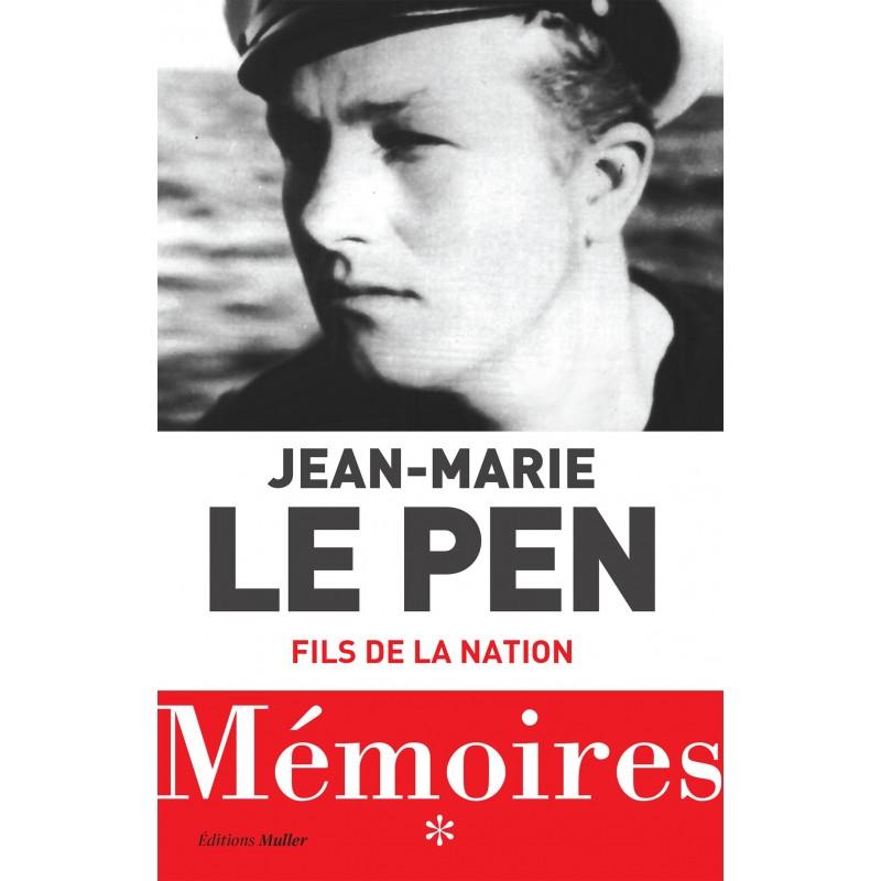 Jean-Marie Le Pen possède deux statuettes nazies dans son bureau