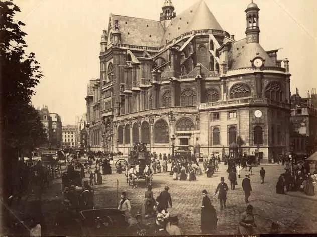 paris_avant_eglise_saint_eustache_ancienne_photo_1880