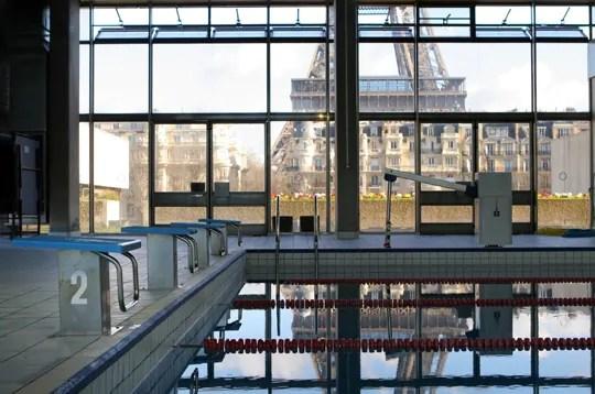 Les plus belles piscines publiques de Paris