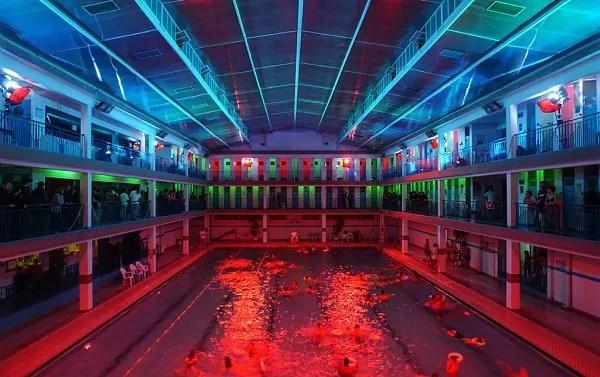 Les 13 plus belles piscines de Paris