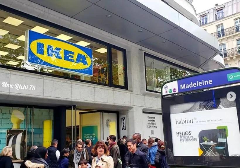 Ikea à Paris Est Ouvert Paris Zigzag Insolite Secret