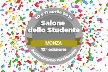 Uscita didattica Salone dello studente. Autodromo di Monza, 11/04/2018