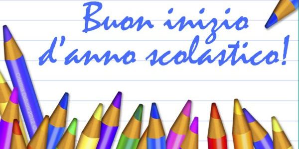 Inizio Anno Scolastico 2018 2019
