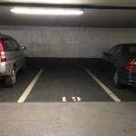 Parking sécurisé proche de l'Hotel de Ville