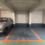 Parking parc du Luxembourg