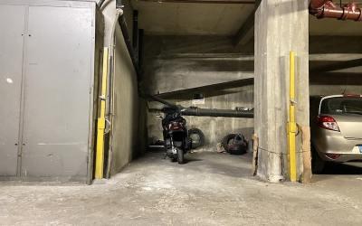 Points d'attention à respecter quand on boxe un parking