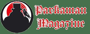 Parkaman Magazine Logo (120)