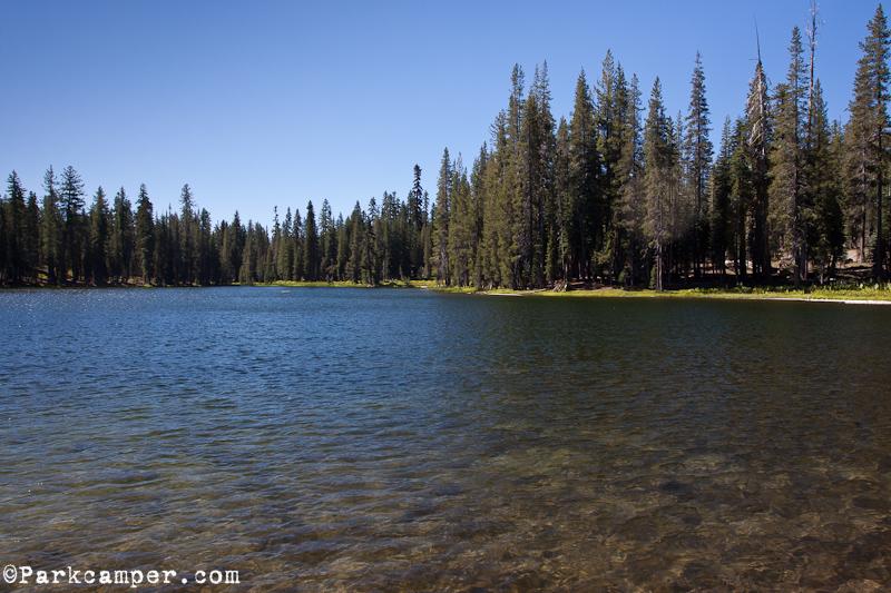 Lassen Volcanic National Park Camping