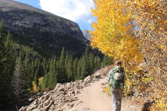Bear Lake Trail - Rocky Mountain National Park