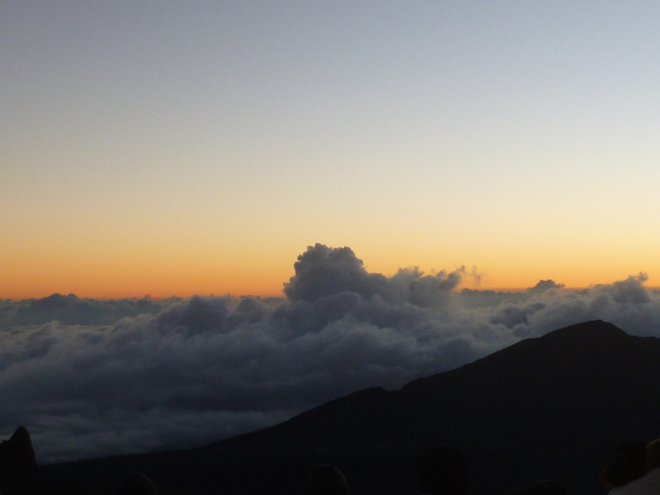 Sunrise in the Summit District - Haleakalā National Park