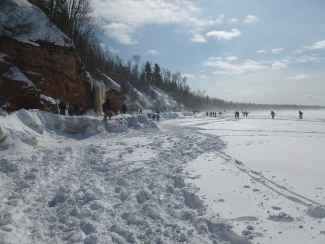 Hike to Meyer's Beach - Apostle Islands National Lakeshore