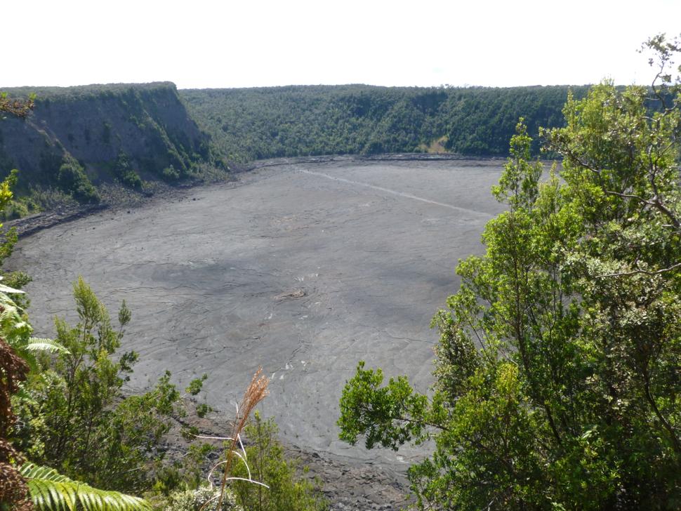 Kiluea Iki Trail - Hawaii Volcanoes National Park