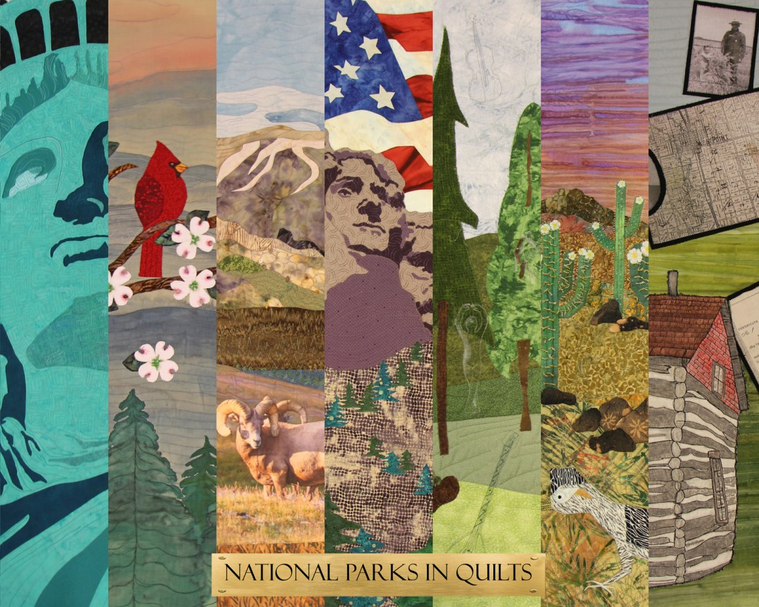 NPS Centennial Quilts Poster - image provided by: NPS Homestead: http://www.nps.gov/home/centennialquilts.htm