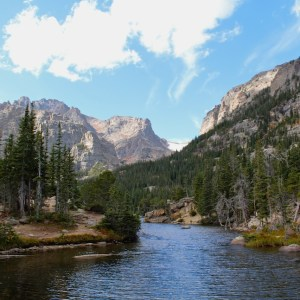 Rocky Mountain National Park: The Loch Vale Trail