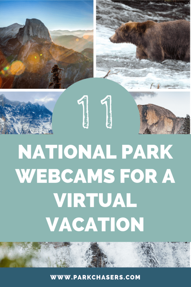 11 National Park Webcams