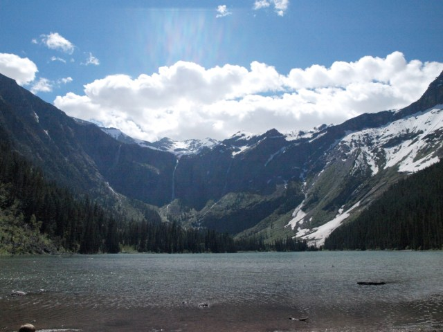 Avalanche Lake - Glacier National Park
