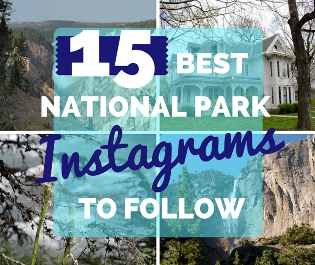 15 NPS Instagrams to Follow