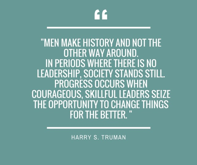 Men Make History - Harry S. Truman