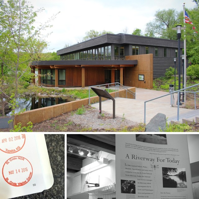 Visitor's Center - St. Croix National Scenic Riverway