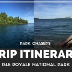 Trip Recap:  Isle Royale National Park