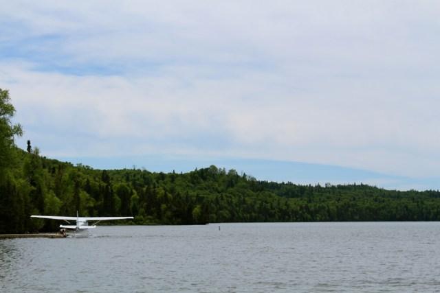 Isle Royale Sea Plane