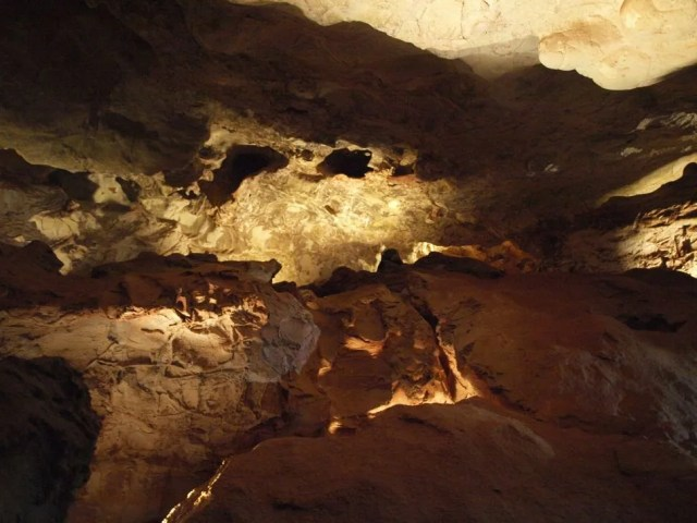 Inner Room - Wind Cave National Park