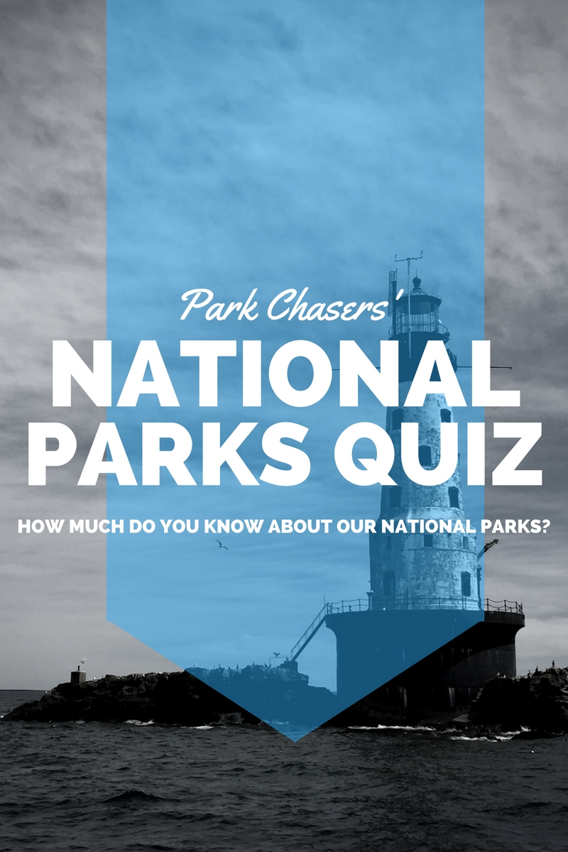 Are you Park Ranger Ready? Take our National Park Quiz