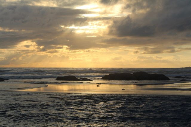Kalaloch Campground Sunset