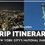 Trip Recap:  New York City's National Parks