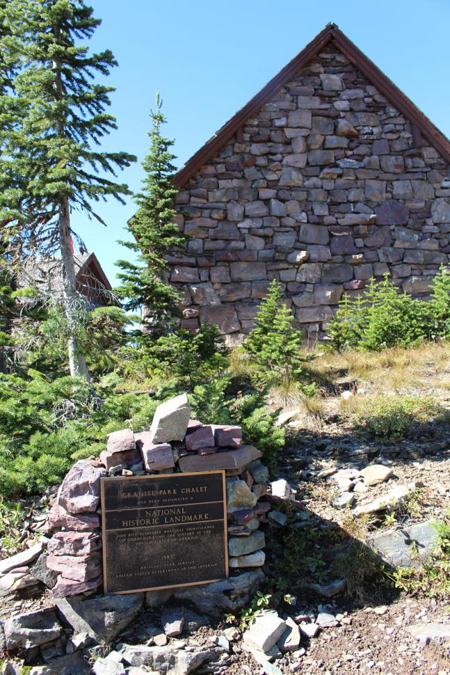 The Granite Park Chalet