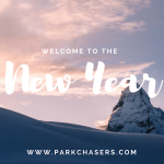 9 New Years Resolutions for Every Park Chaser