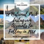 18 national park instagram accounts