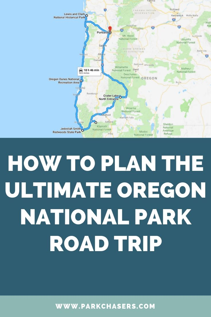How to Plan the Ultimate Oregon National ParkRoad Trip