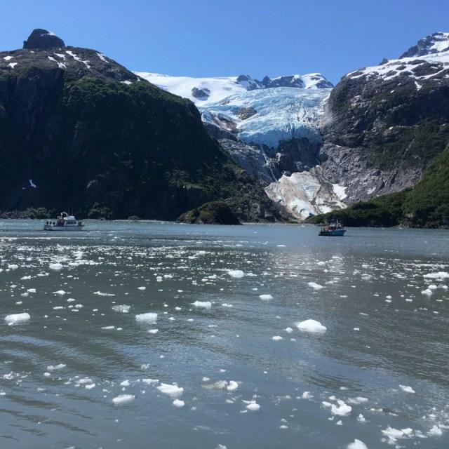 Glacier Kenai Fjords National Park