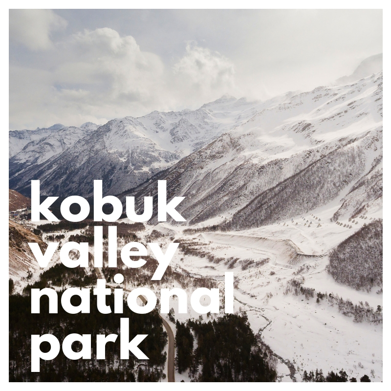 kabuki valley national, the third least visited national park