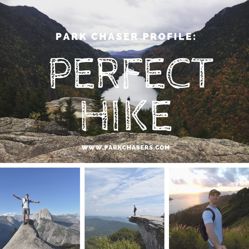 ark Chaser Profile featuring Wes from Perfect Hike
