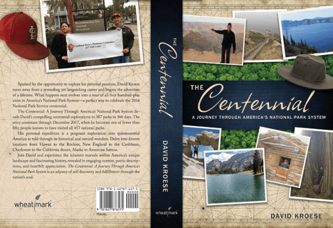 Cover of The Centennial book written by Cardinal Dave