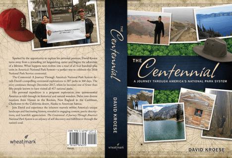 Cover of The Centennial book written by Cardinal Dave