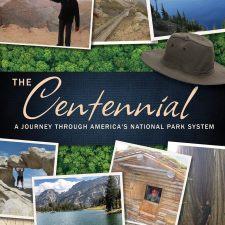 The Centennial Book Cover by Cardinal Dave