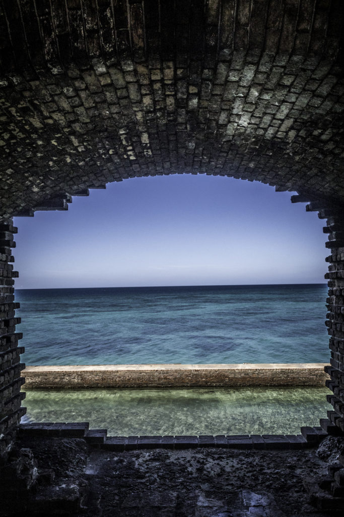 Dry Tortugas National Park Brick Archway