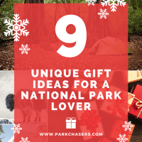 9 Gifts for a National Park Lover