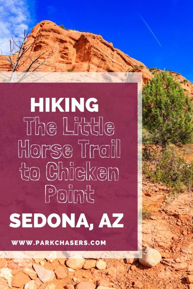 Hiking the Little Horse Trail to Chicken Point