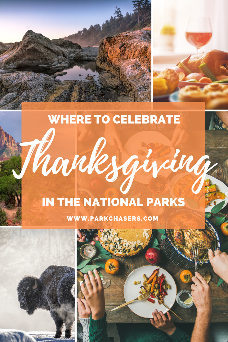 Thanksgiving in the National Parks
