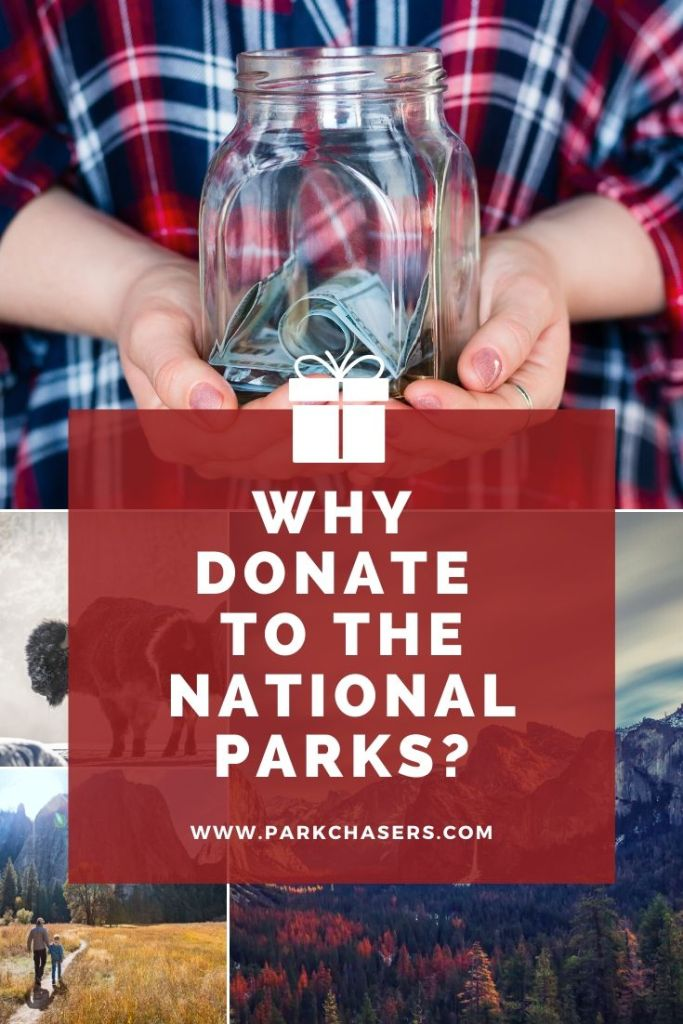 why donate to the national parks
