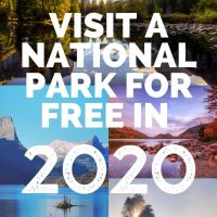 How to Visit a National Park for Free in 2020