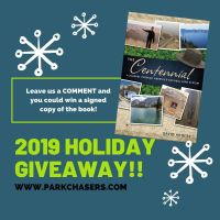 December Giveaway - The Centennial By David Kroese