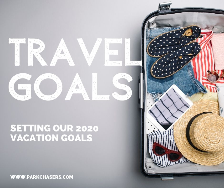 All About Setting Vacation and Travel Goals for 2020