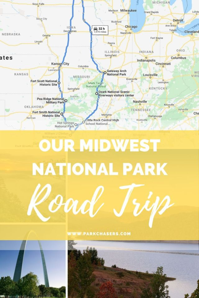 Our Midwest National Park Road Trip