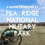 A Guide to Hiking at Pea Ridge National Military Park