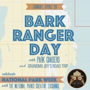BARK Ranger Day with Grandma Joy's Road Trip